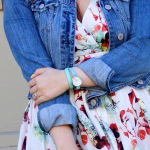 TOKYObay Pastel Wrap Watch
